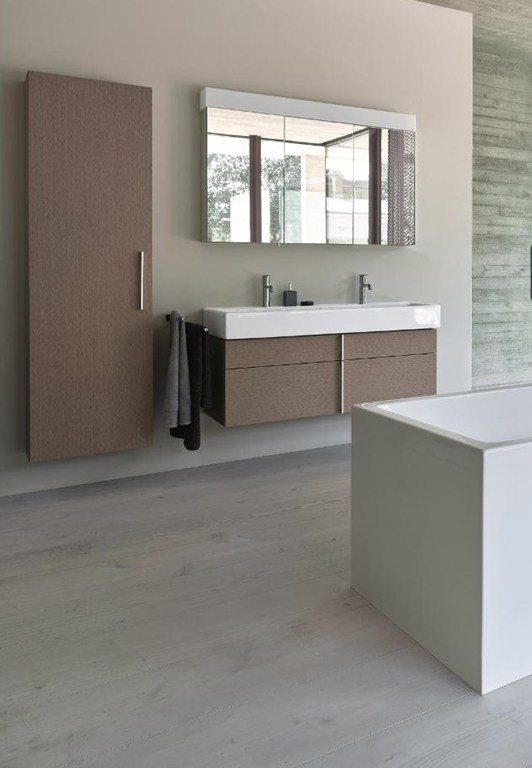 Bath Mirrors & Furniture-mirror-Vero Air