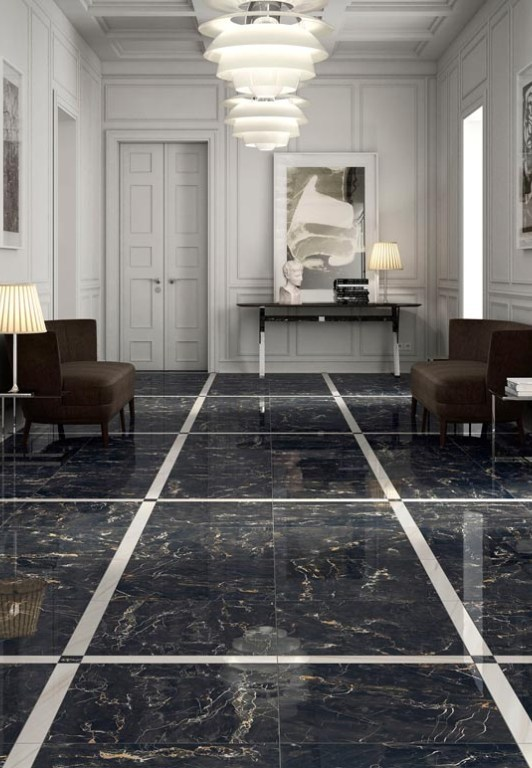 Tiles-marble-touch-JW11 BLACK GOLD