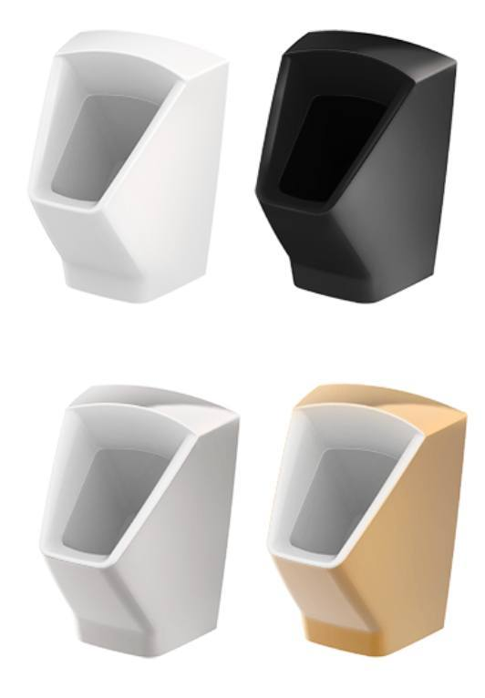 Sanitaryware-sternhagen-Golden Cut Urinal-0
