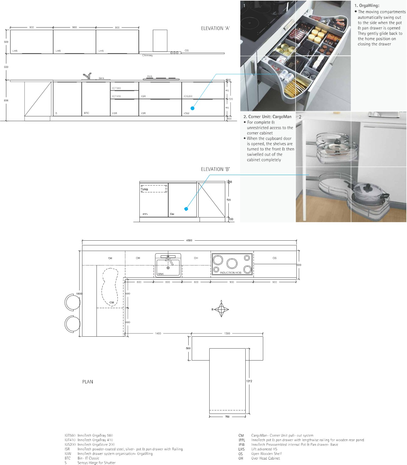 Hardware-kitchen-fittings-Kitchen Layout 12-2