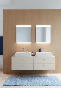 Bath Mirrors & Furniture-Brioso