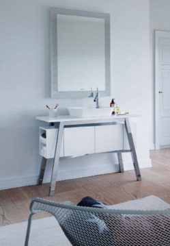 Bath Mirrors & Furniture-Cape Cod