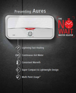 Bath Accessories-Aures 5.5 kW