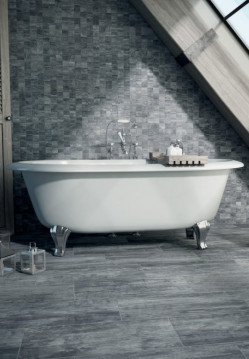 Bath Accessories-Cortex 3.6 Dark Grey