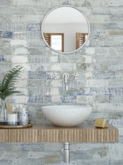 Tiles-Colonial Wood White