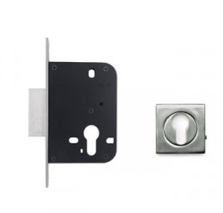 Home Security-160 mm Euro Deadlock With Rose rings