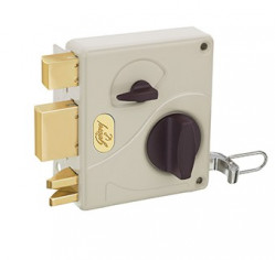 Home Security-Ultra Tribolt Beige