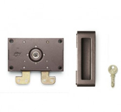 Home Security-Center Shutter Lock