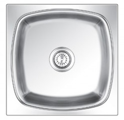 Kitchen Sinks-Square Delux Small