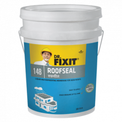 Water  Proofing-Dr. Fixit Roofseal