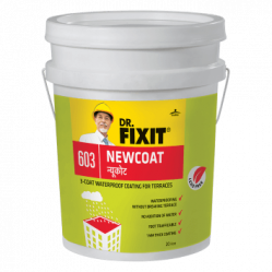 Water  Proofing-Dr. Fixit Newcoat