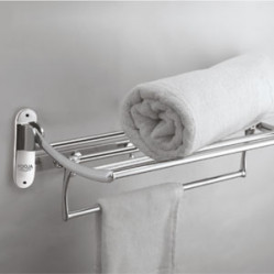 Bath Accessories-NCS-1019 Towel Rack Folding