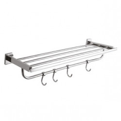Bath Accessories-AR-6200 A B Towel Rack