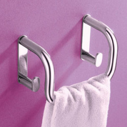 Bath Accessories-F2004 TOWEL RING