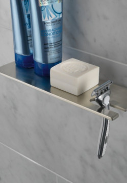 Bath Accessories-Shower Shelf 79980-SS