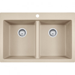 Kitchen Sinks-Primo DIG62D91-CHA