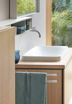 Quartz & Composites-P3 Comforts Wash Basin