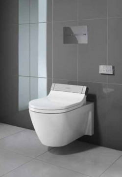 Bath Accessories-Starck 2 WC