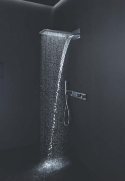 Bath Fittings-OVERHEAD SHOWER 250/580 AND 460/300