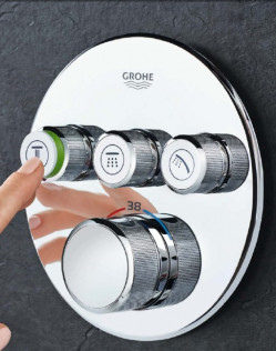 Bath Fittings-Smart Control
