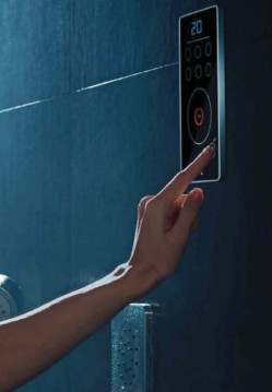 Shower  Enclosures-SHOWERTRONIC