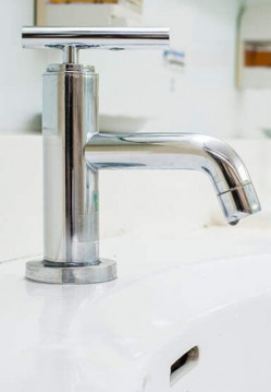 Bath Fittings-Fonte Single Lever