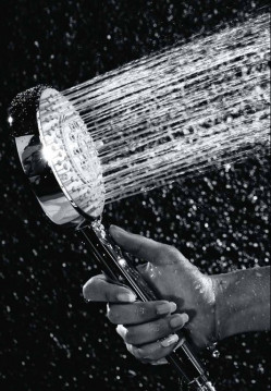 Sanitize-Hand Showers Multi Flow