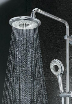 Bath Fittings-Overhead/Hand Showers