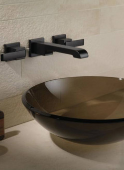 Bath Fittings-Ara T3567LF-WL